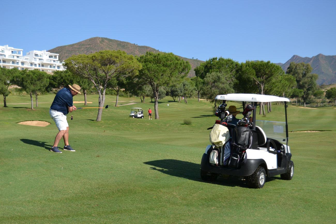 Vuelve la Copa Cudeca de golf solidario