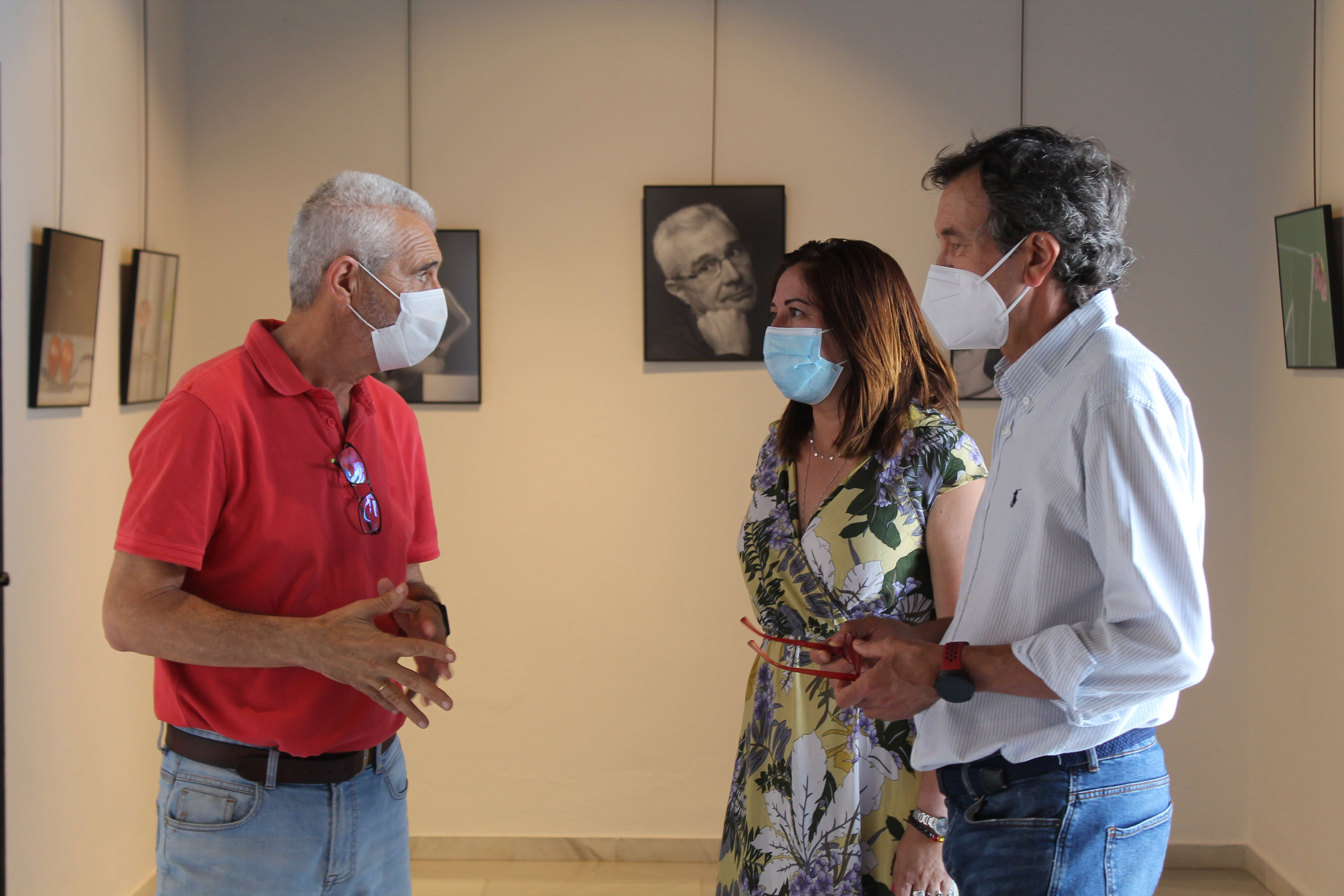 Pepe Valenzuela expone su colección fotográfica en la Casa Museo