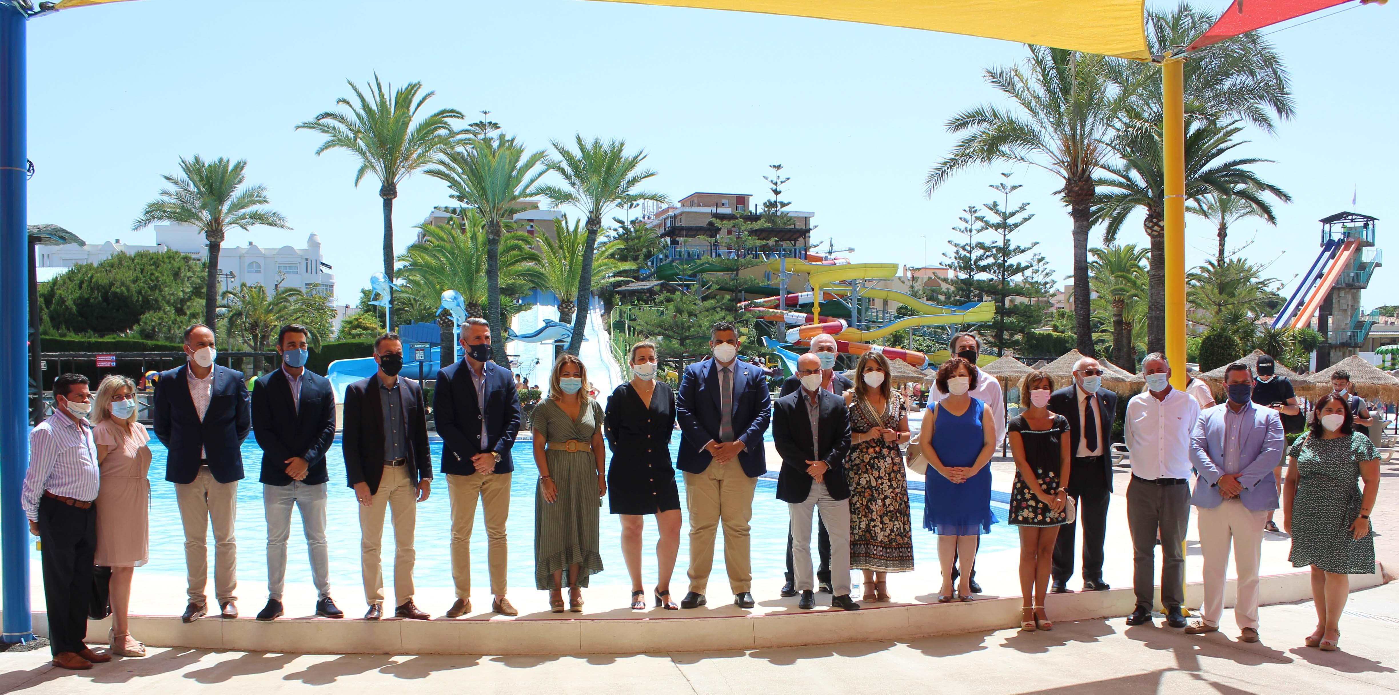 AquaMijas, primer parque acuático de Andalucía en abrir sus puertas