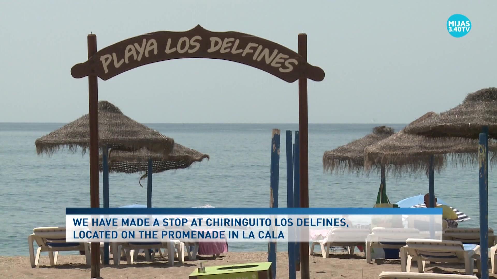 Beach bars in Mijas serve the best seafood cuisine