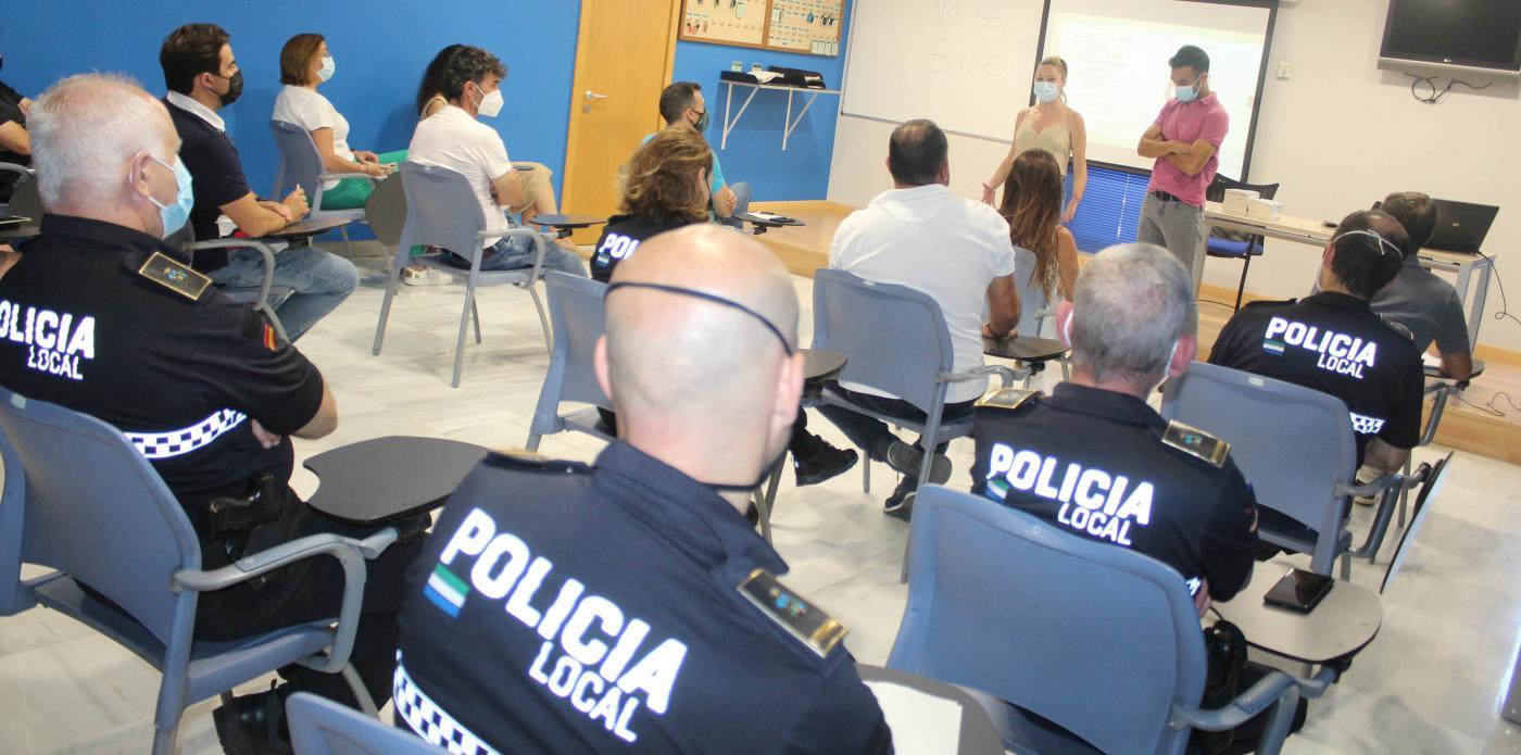 Policía y Guardia Civil se forman en atención a las víctimas de violencia de género