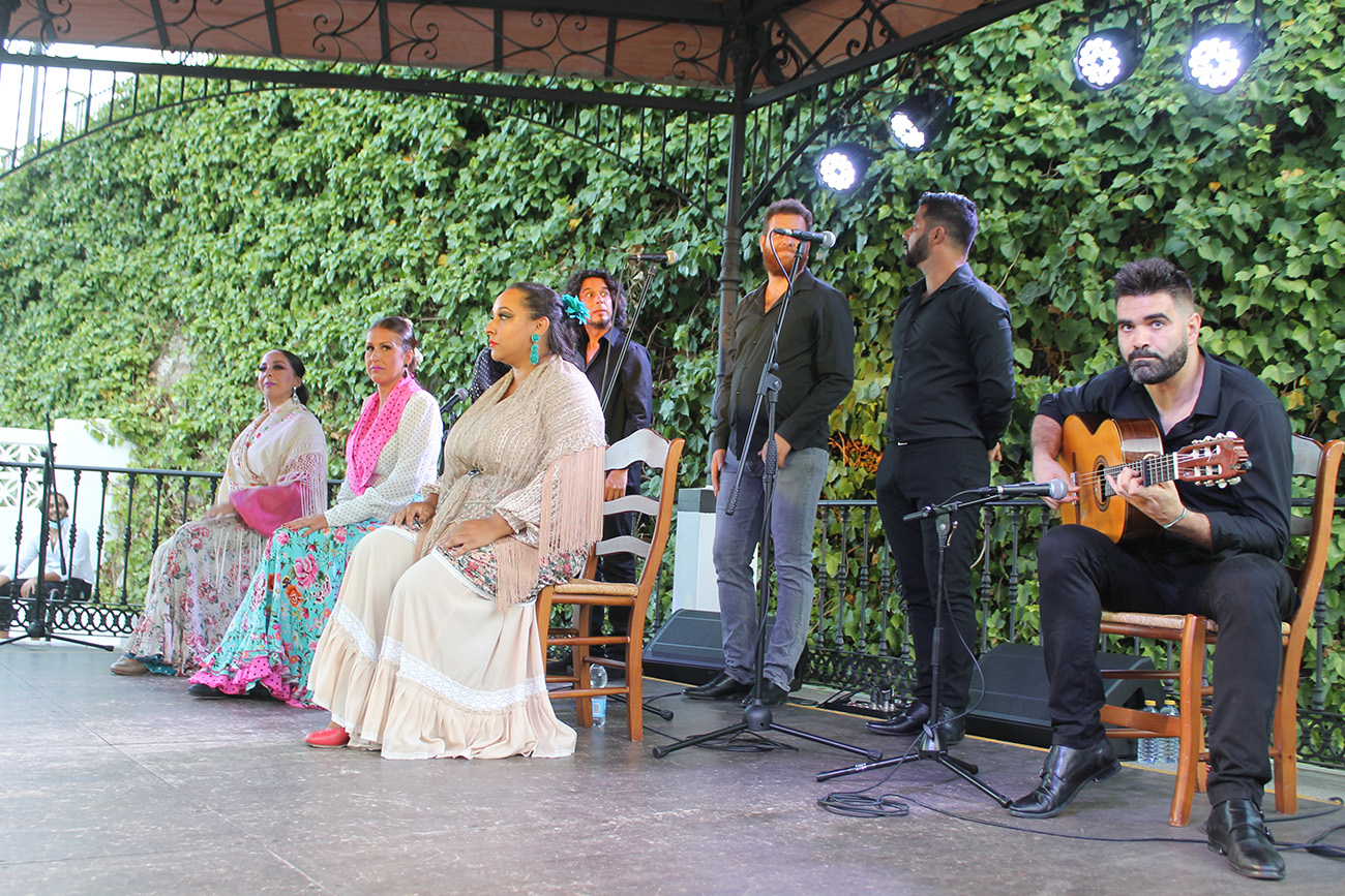 Mijas Pueblo vuelve a acoger las actuaciones de 'Flamenco… al Compás'