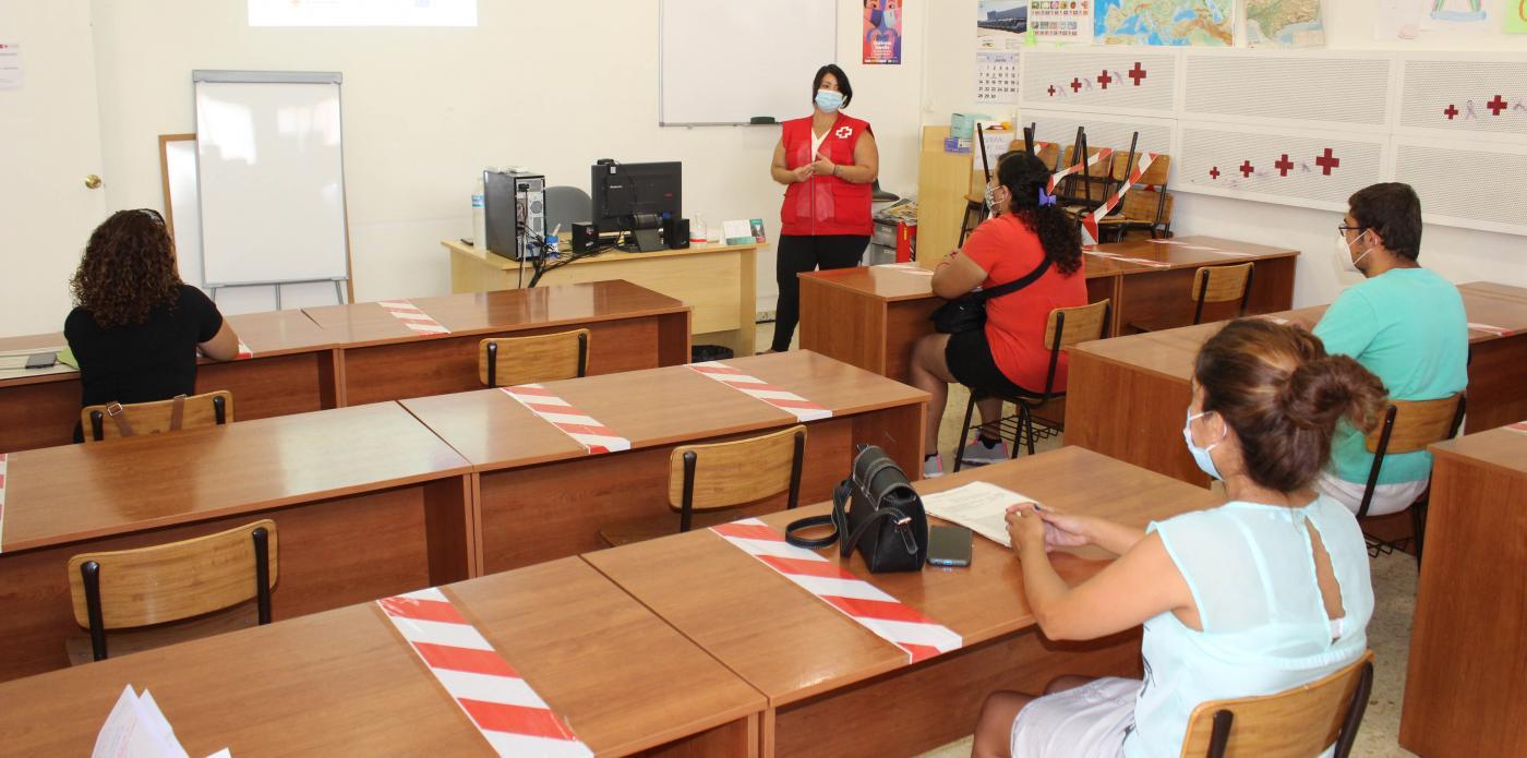 Cruz Roja pone en marcha Click_A para reducir la brecha digital entre los más vulnerables