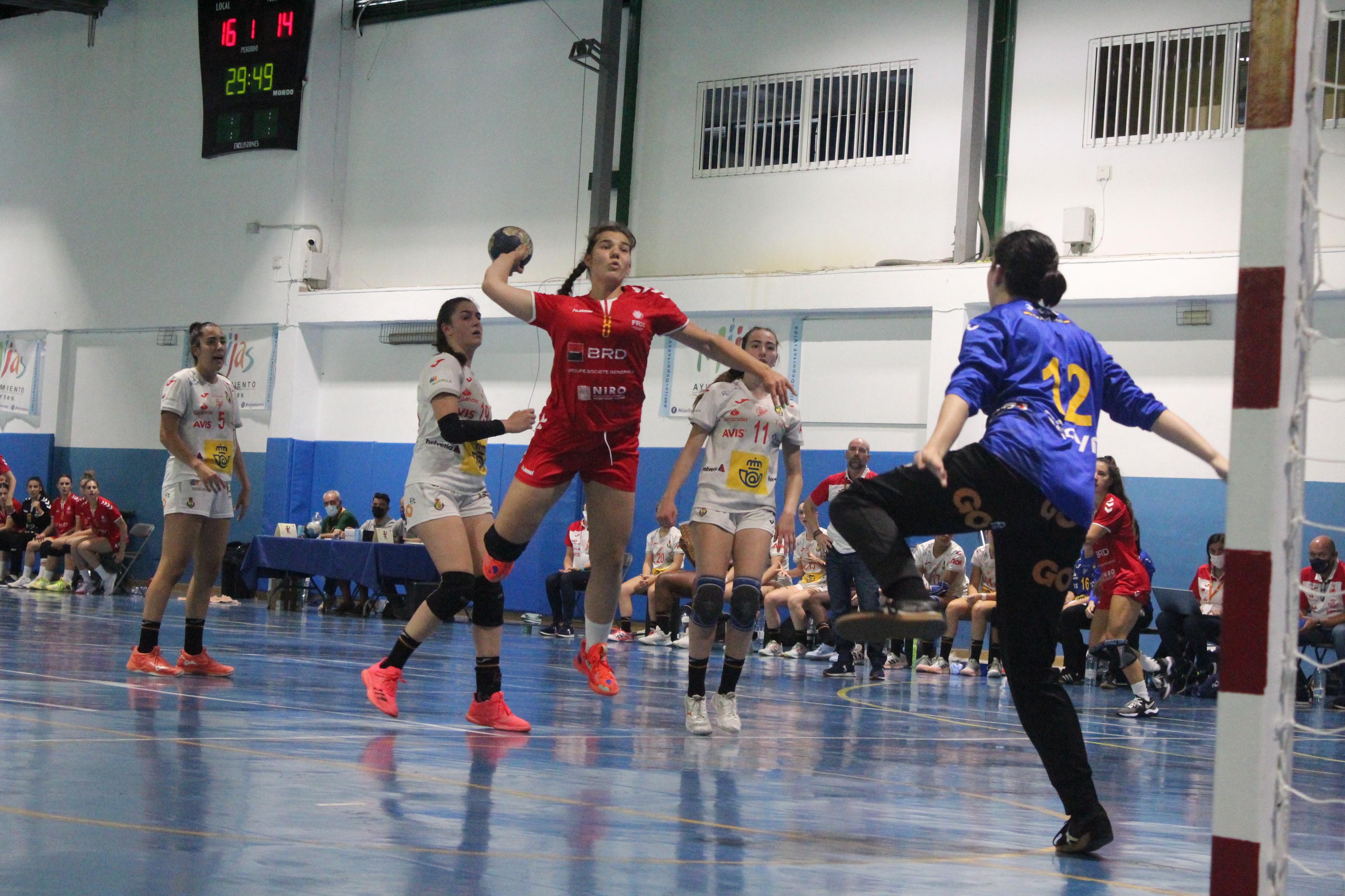 Rumanía gana el Torneo Internacional de Mijas