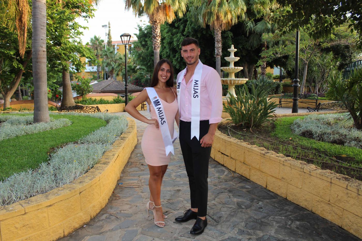 Miss y Míster Mijas se preparan para ser los mejores de Málaga