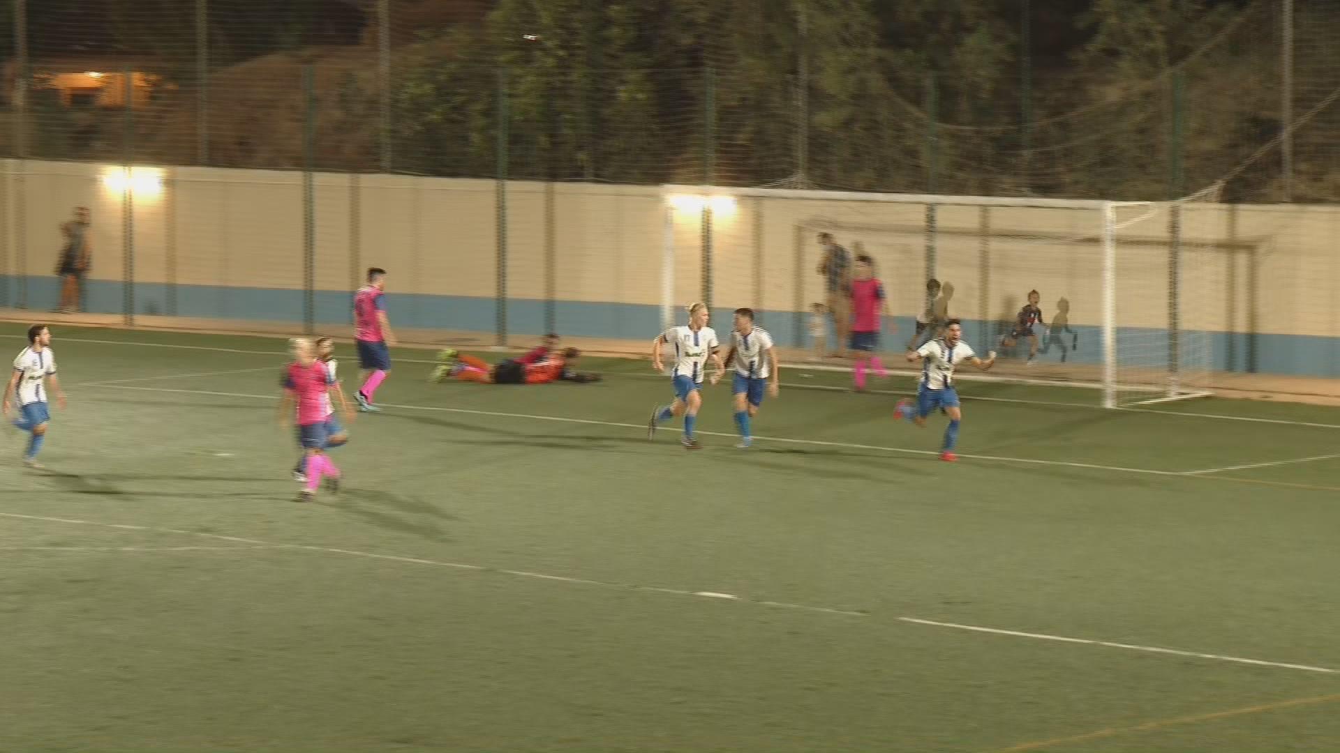 Serralvo da ventaja al CPM Las Lagunas en los cuartos de la Copa de Andalucía