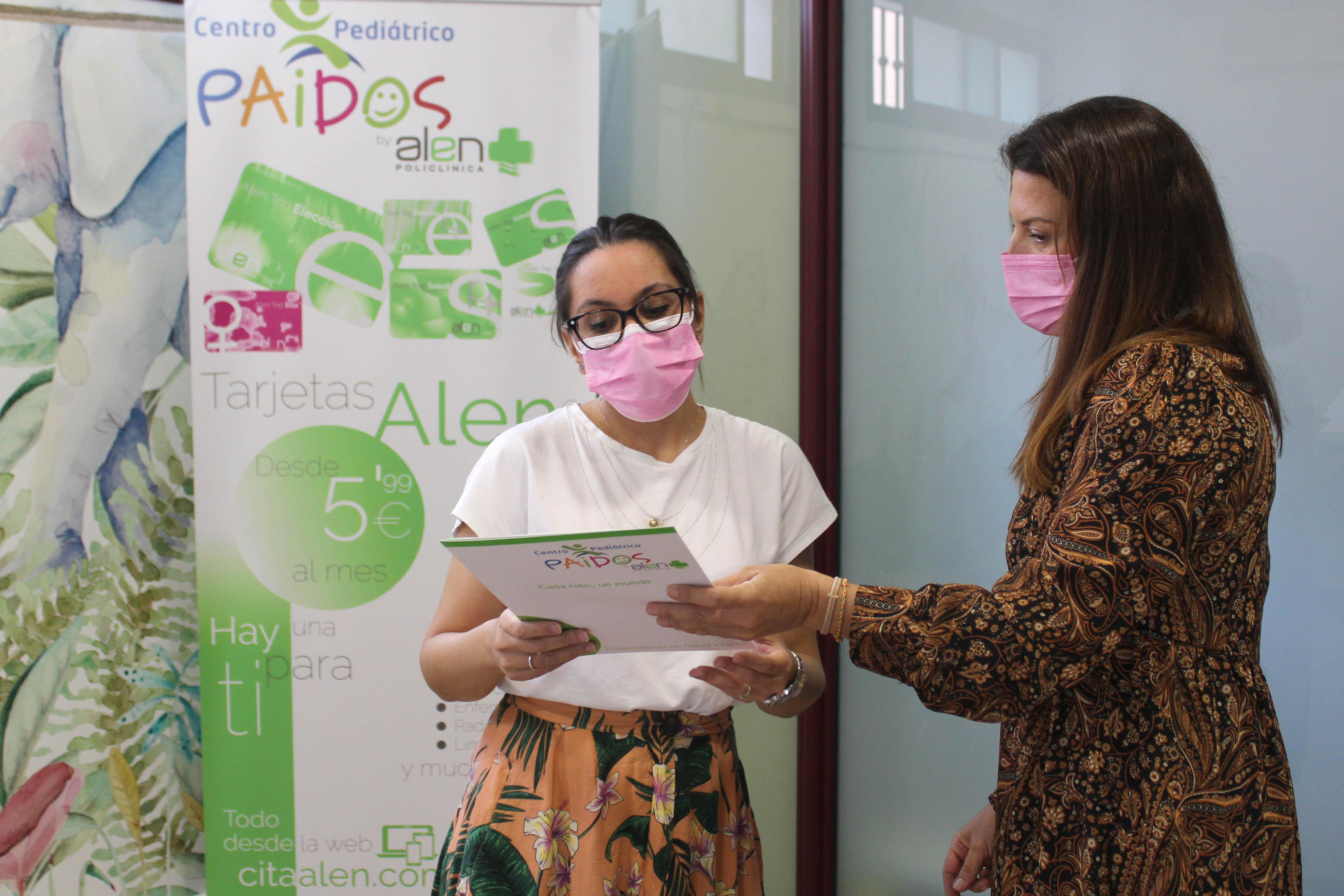 Paidos presta su colaboración para solicitar la ayuda a alumnos con necesidades especiales