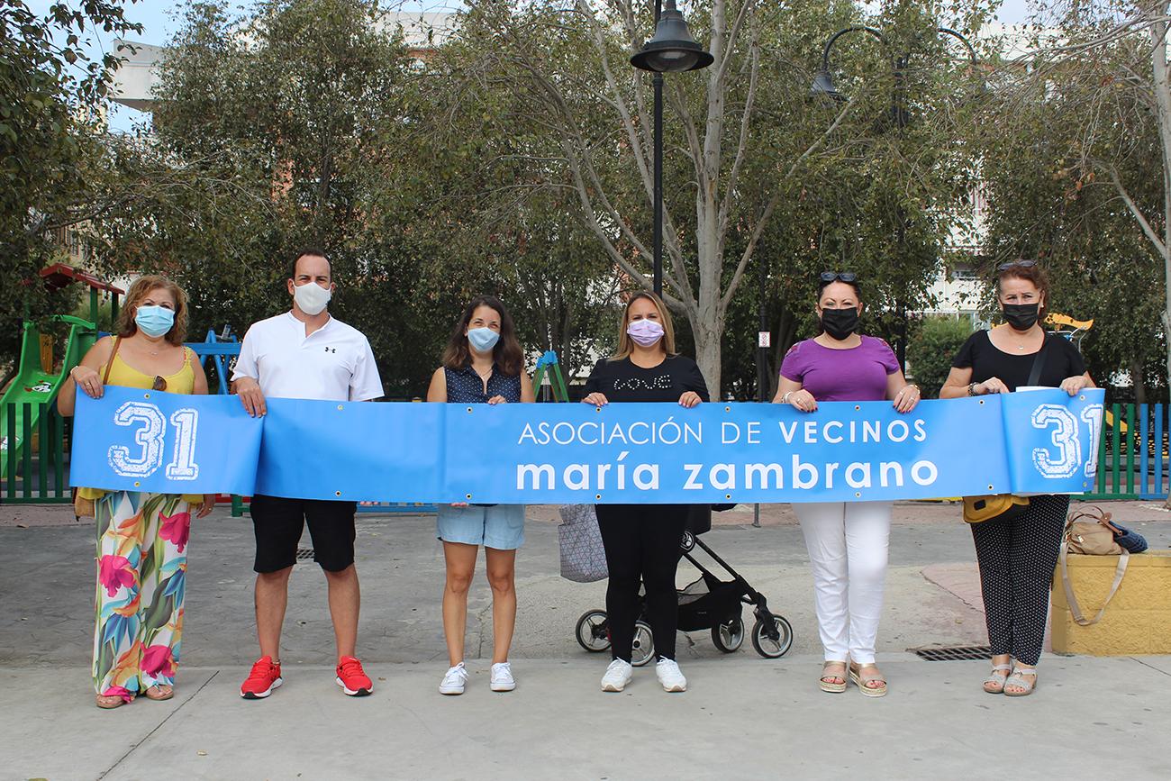 La Asociación de Vecinos María Zambrano Sector 31 elige su nueva junta directiva