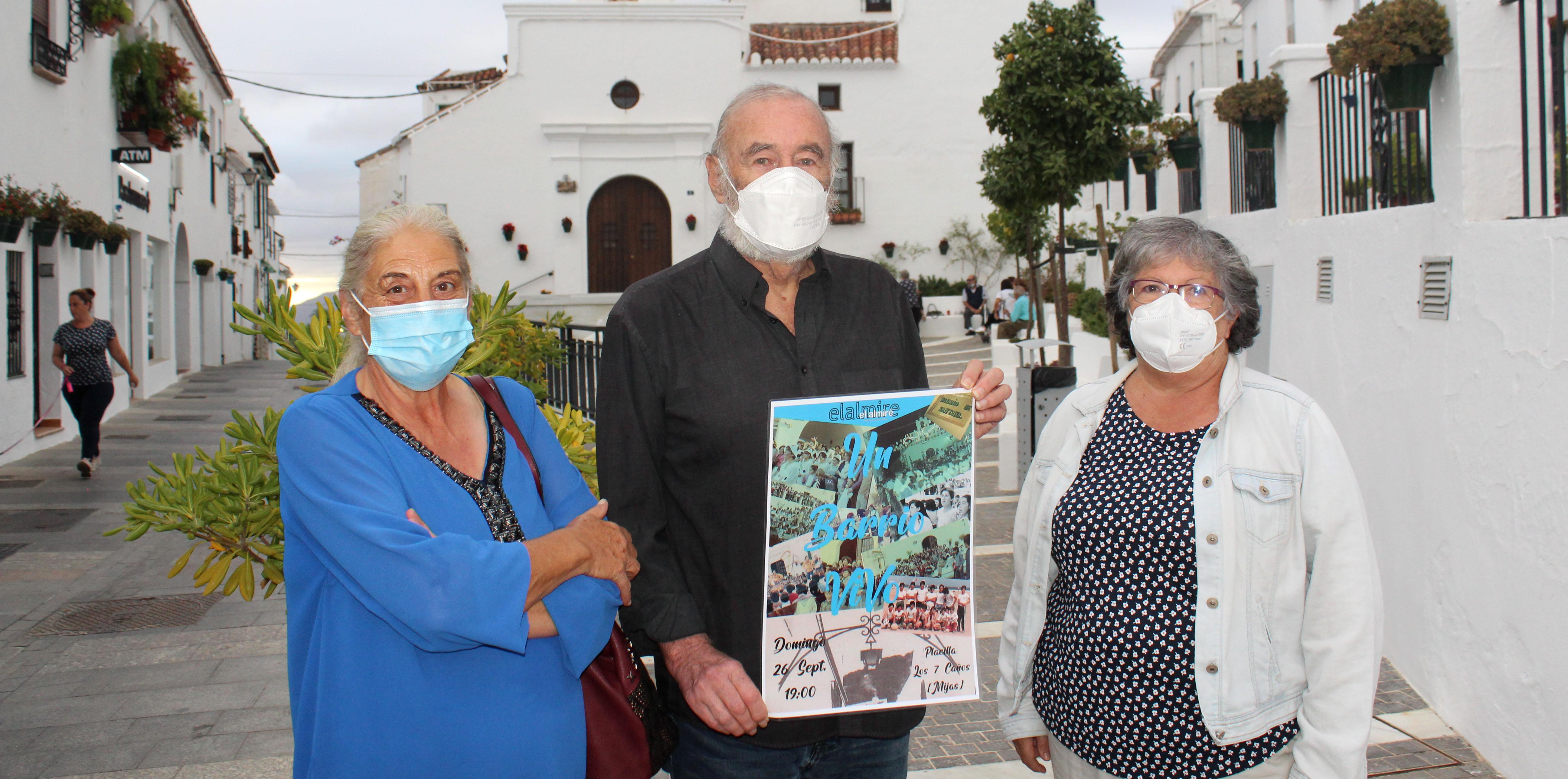 El Almiré organiza el domingo 26 el encuentro 'Un barrio vivo'
