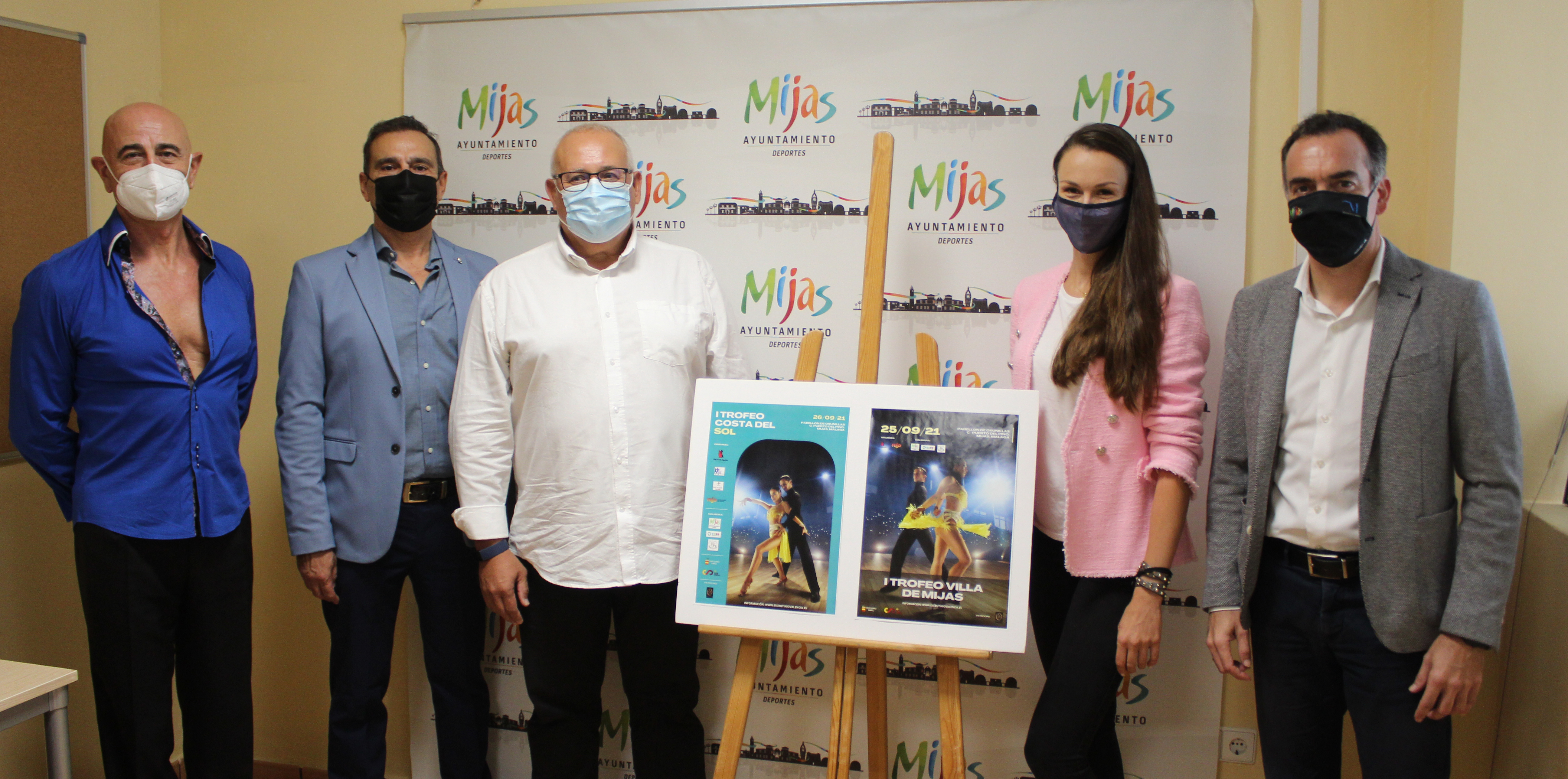 El mejor baile deportivo de España dará sus pasos más destacados en Mijas