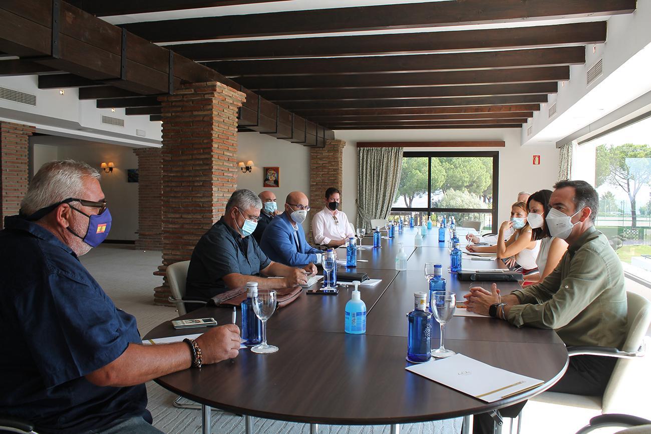 Mijas elige la marca conjunta con la que promocionar sus campos de golf