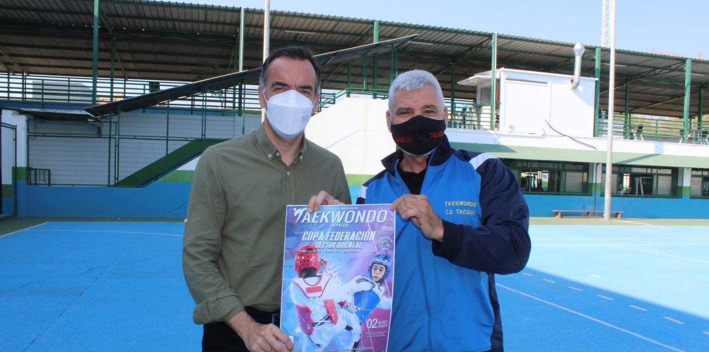 Mijas acoge el sector oriental de la Copa de Andalucía de Taekwondo