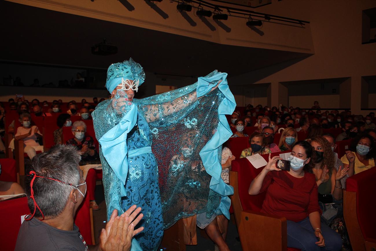 Los alumnos de teatro de la Universidad Popular vuelven a levantar el telón