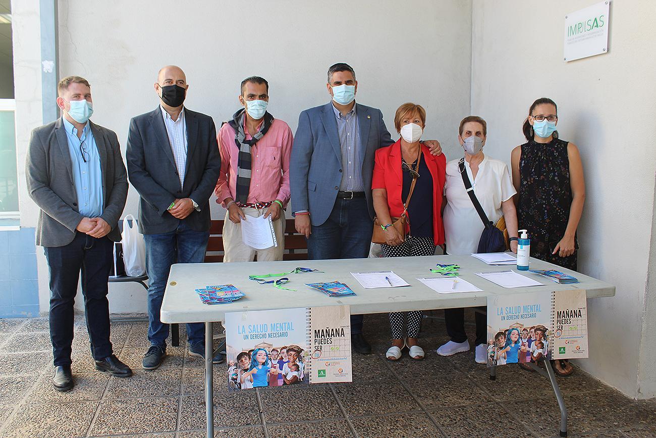 Mijas se suma a la conmemoración y reivindicaciones del Día Mundial de la Salud Mental